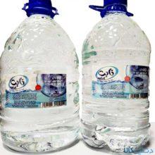 آب مقطر 4 لیتری نابت