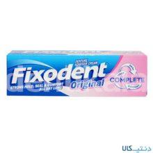 چسب دندان مصنوعی Fixodent Original