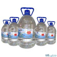 آب مقطر زلال 5 لیتر