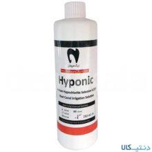 محلول هیپوکلریت سدیم 5.25% HYPONIC – نیک درمان آسیا
